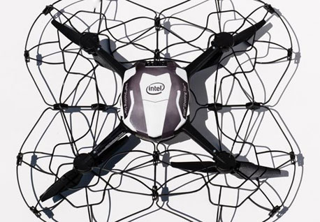Dron Shooting Star de Intel.